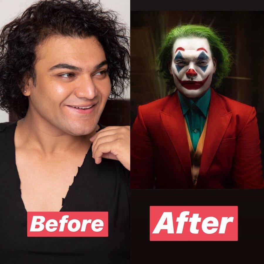 Shoaib Khans Latest Makeup Look Will Surprise You 39