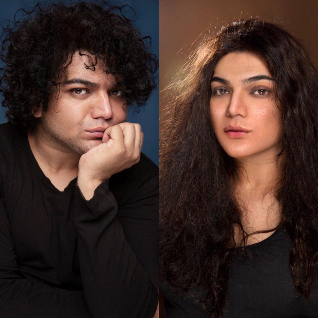 Shoaib Khans Latest Makeup Look Will Surprise You 8
