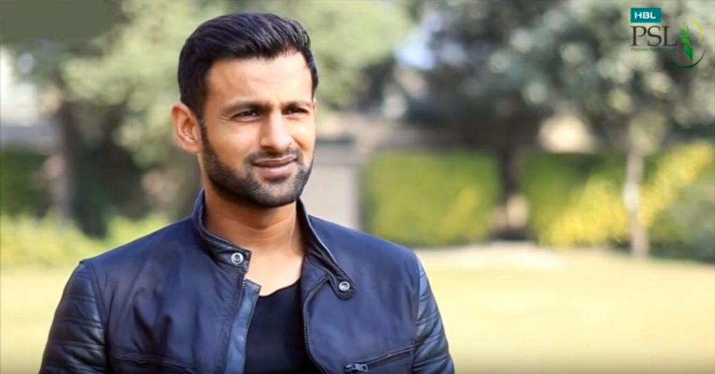 Shoaib Malik answering RAPID FIRE questions PCB 01