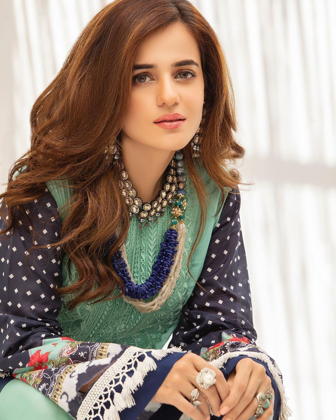 Actress Sumbul Iqbal Loking Gorgeous in Her New Pictures