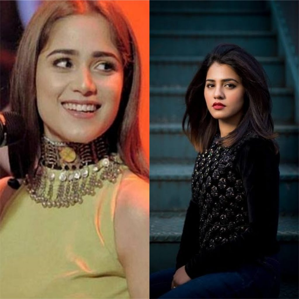 Hania Amir Don't Want Ushna Shah To Lose Hope In Her