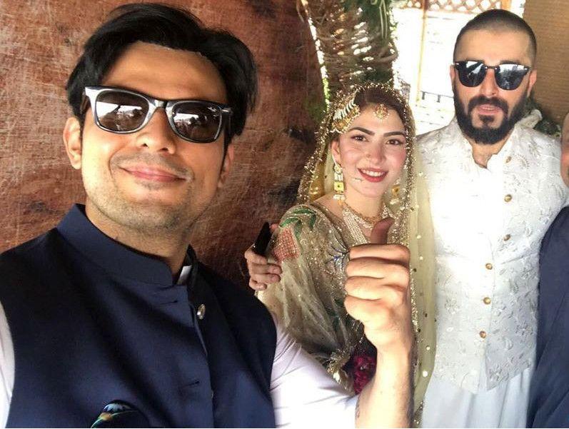 People Reaction To Usman Mukhtar On Naimal's Wedding