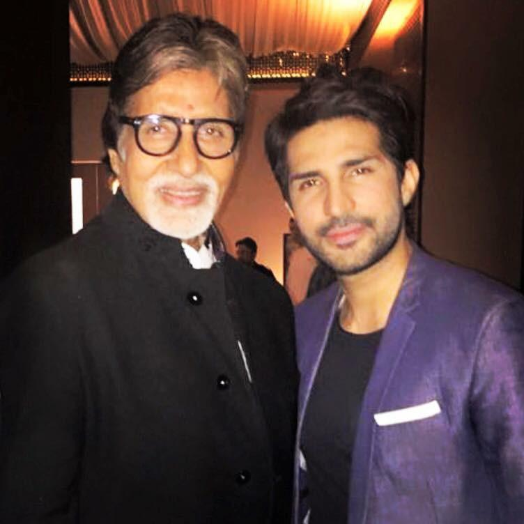What did Amitabh Bachchan Say To Adeel Chaudhry?