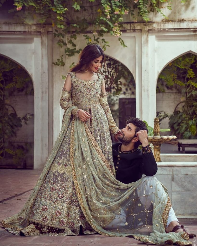 With Ahad and Sajal The Love is Always in the Air