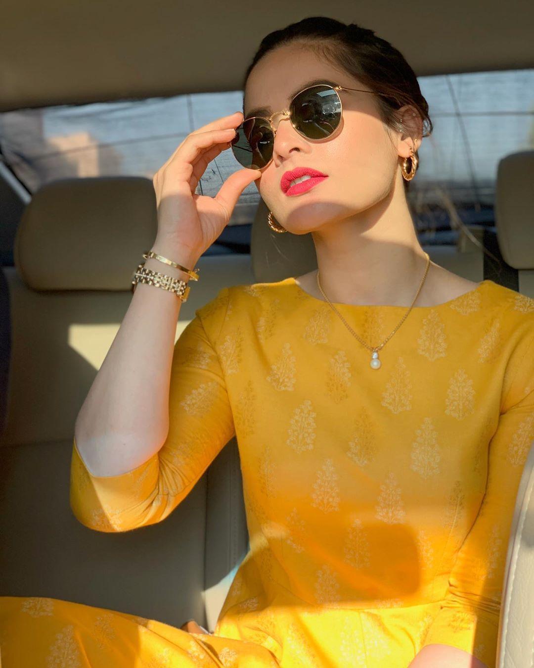 Aiman Khan and Minal Khan Latest Beautiful Clicks