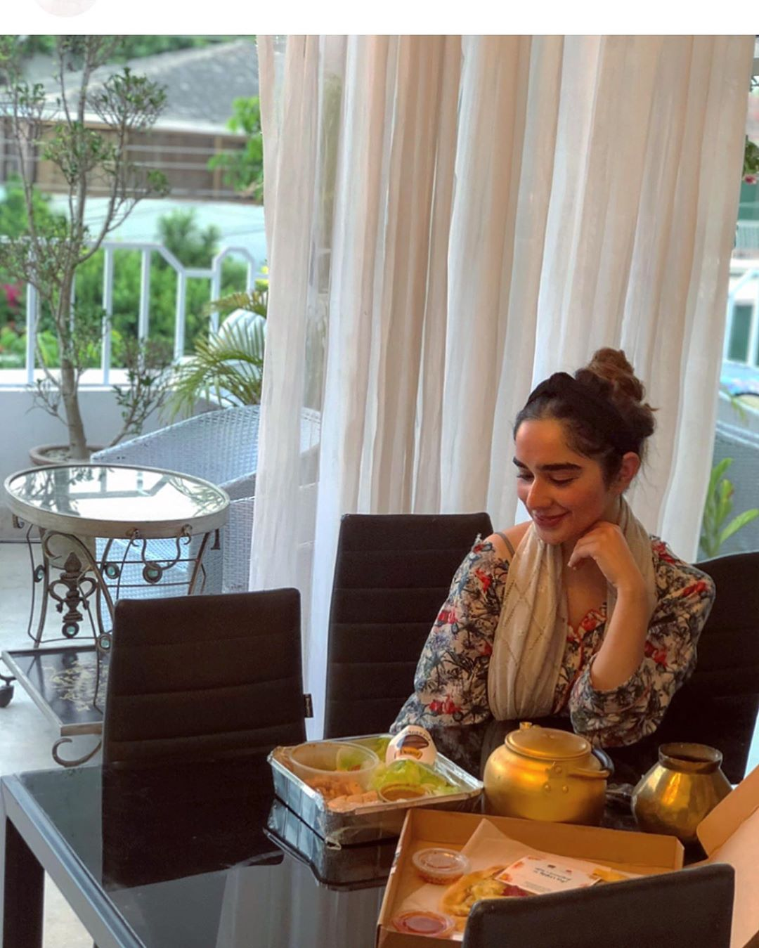 Designer Ali Zeeshan with his Wife Myra - Latest Pictures