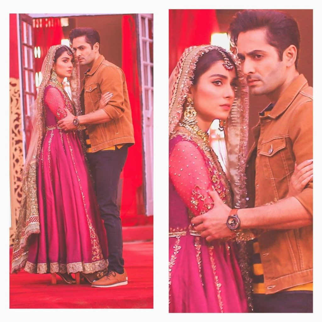 With Danish Taimoor and Ayeza Khan, Love is Always in the Air