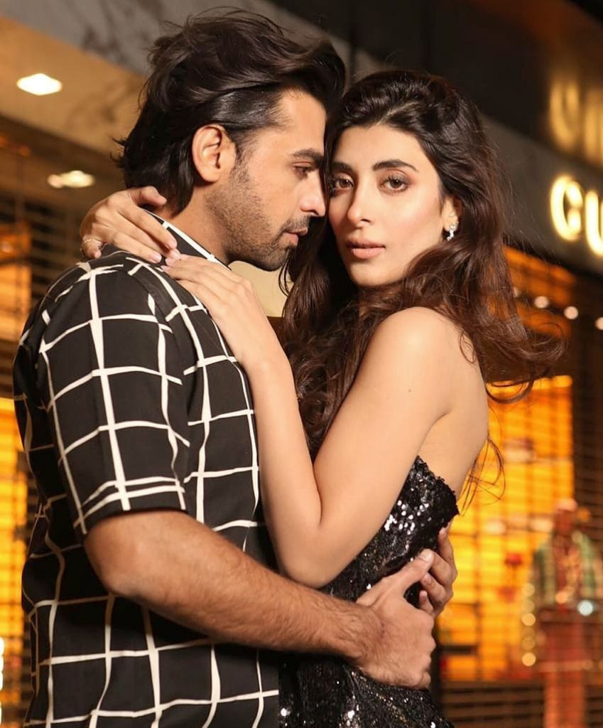 Farhan Saeed and Urwa Hocane are a Complete Love Spell - See New Pictures
