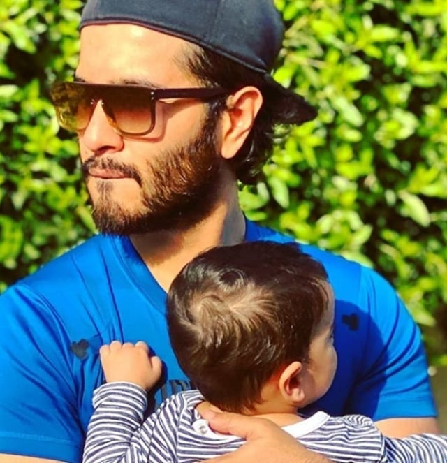 Feroze Khan Inspires Fathers Around The World