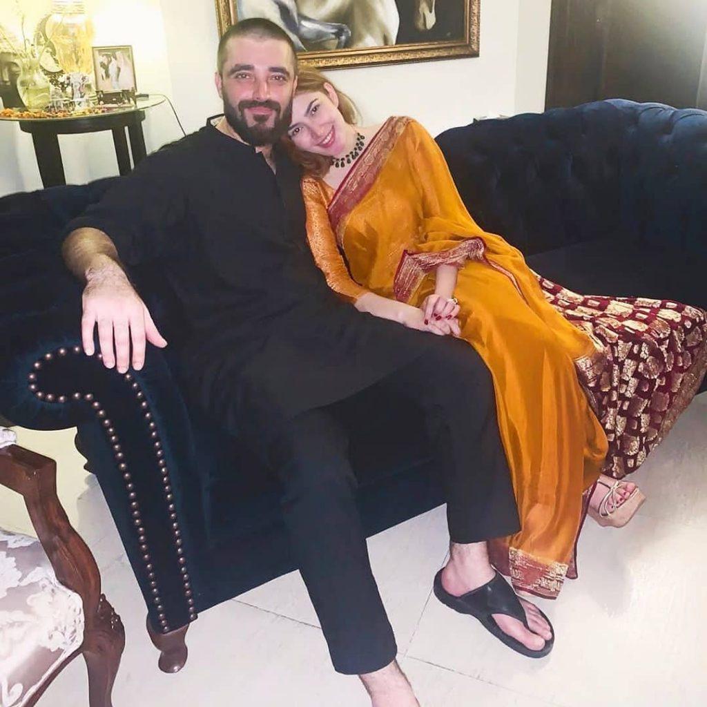 Adorable Mayoon Pictures Of Naimal Khawar's Sister