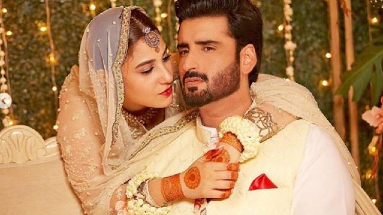 hina agha marriage