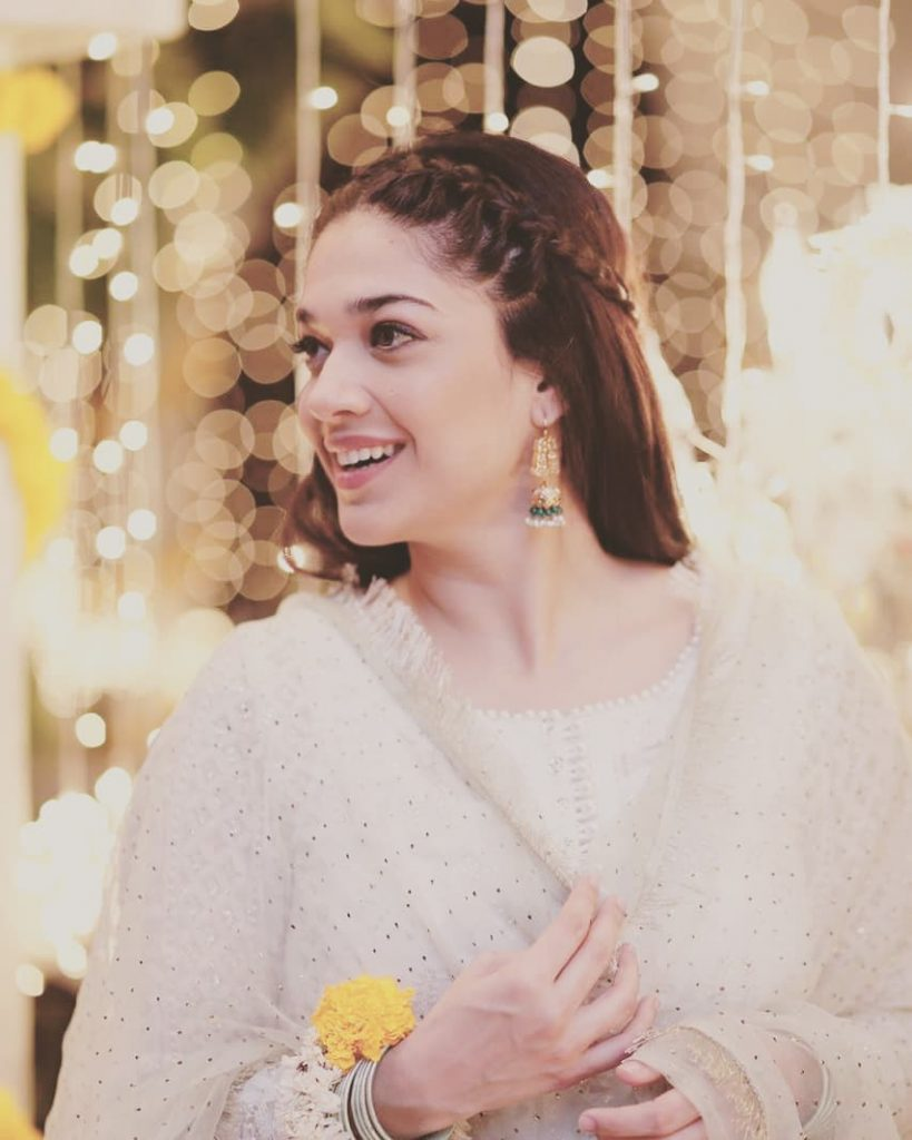 Lovely Pictures of Sanam Jung in Pastel Colors