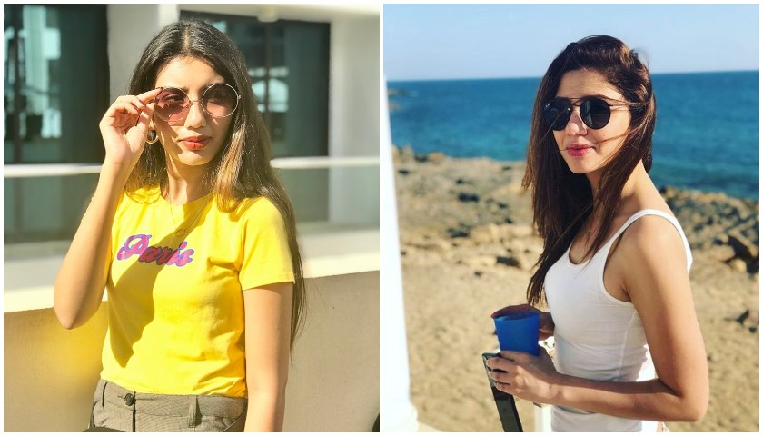 Social Media Has Found A Mahira Khan Doppelganger