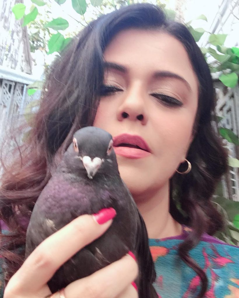 25 Best Selfies of Maria Wasti That You Should Have a Look At