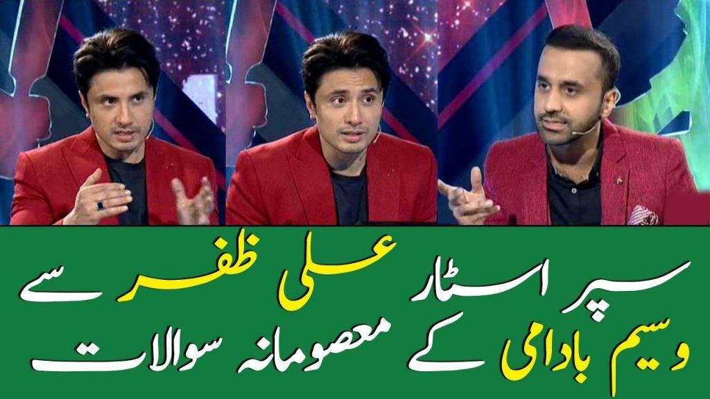 Waseem Badami Revealed The Secret Behind The Idea Of Masomana Sawalaat