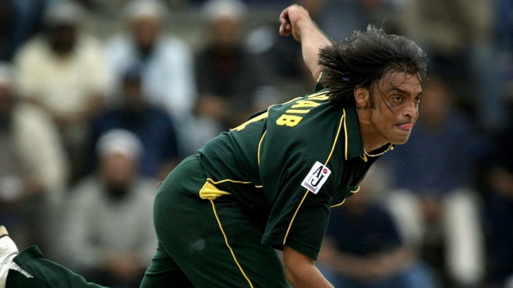 Some Sane Words From Shoaib Akhtar