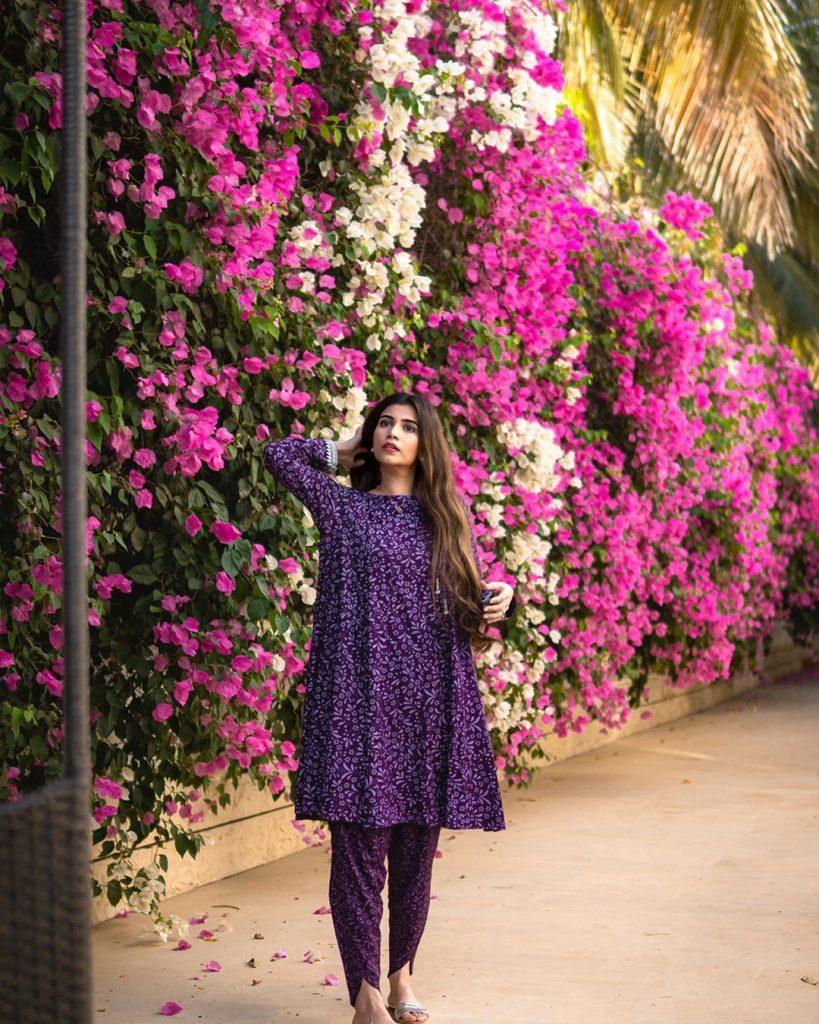 Adorable Dresses that Minna Tariq Has Worn So Far