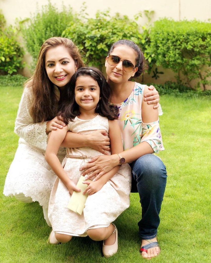 Family Pictures of Dr. Muzna Ebrahim – an Insight