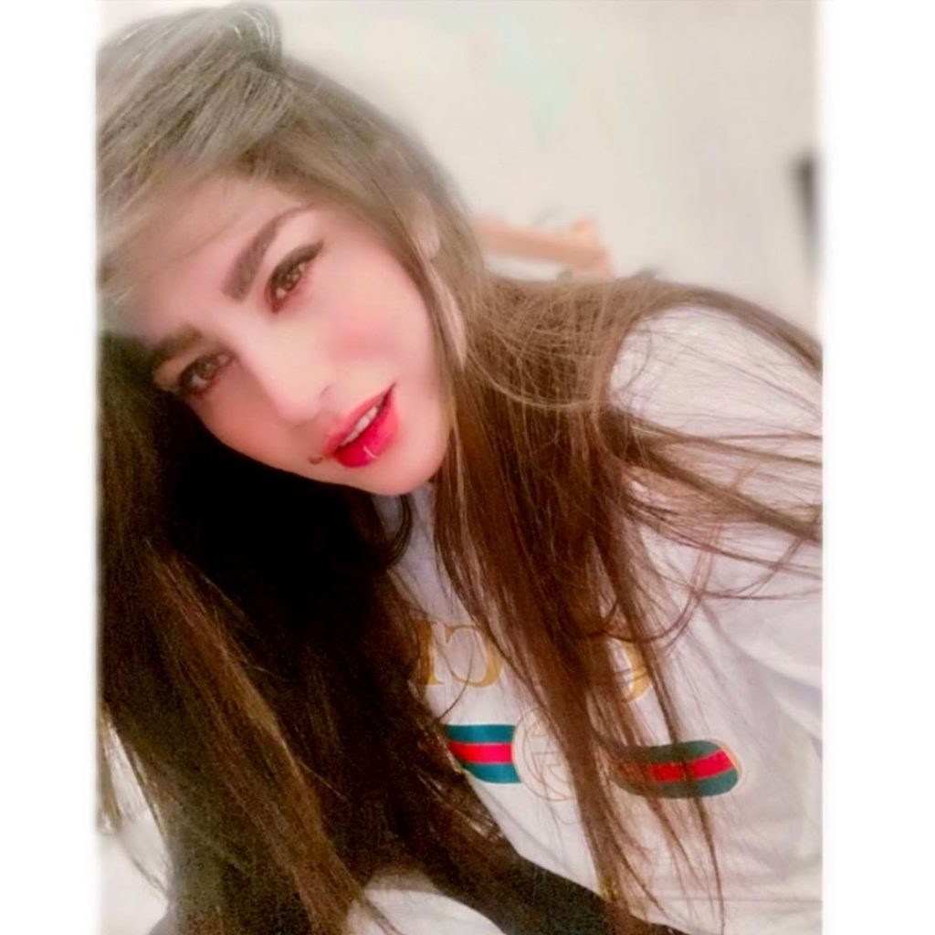 Pictures of Neelum Munir Taken from a Different Angle