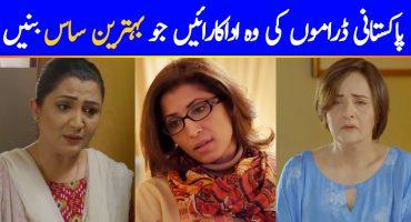 Best Mothers-In-Law In Pakistani Dramas