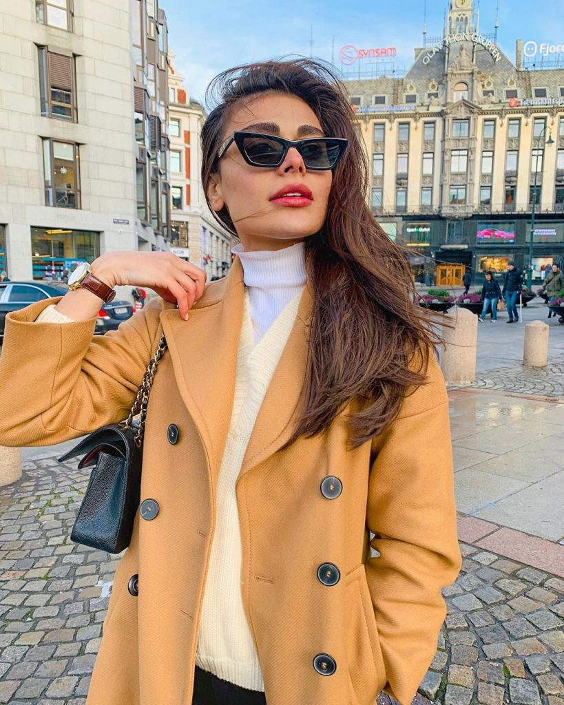 Sadaf Kanwal Wanted To Be Actor First, Before Getting Married