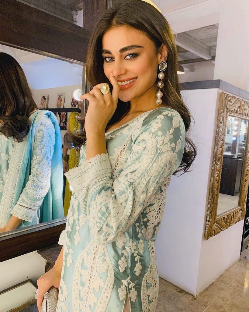 All About Sadaf Kanwal – Latest Beautiful Pictures
