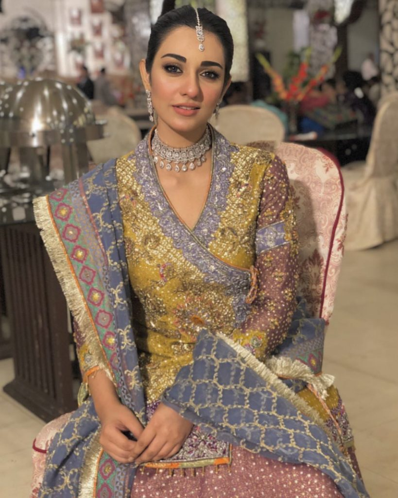 Top 30 Traditional Dresses that Sarah Khan has Worn and Looked Fabulous