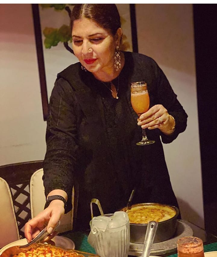 Shagufta Aijaz Shared Some Pictures on her Instagram