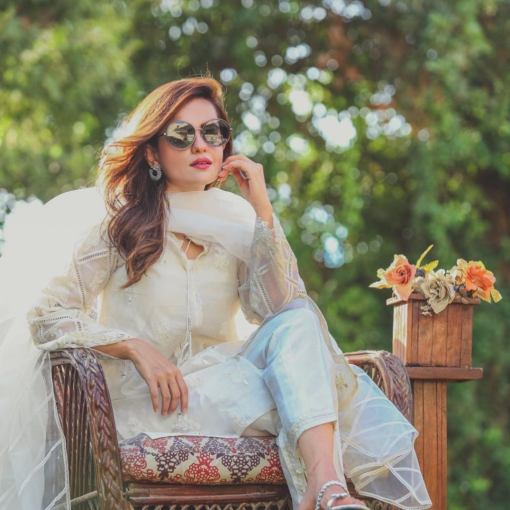 Fabulous Pictures of Sumbul Iqbal in Sunglasses