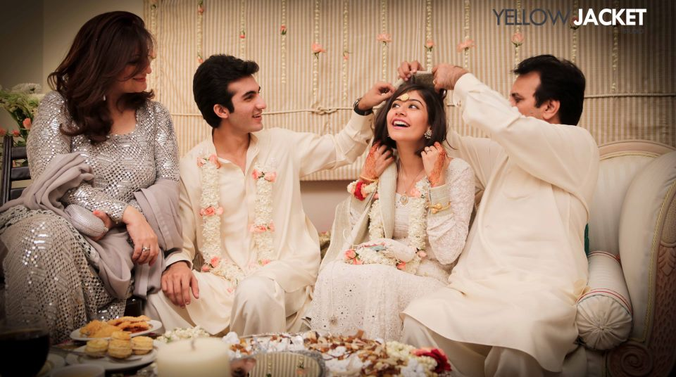 Syra And Shahroz's Love Story
