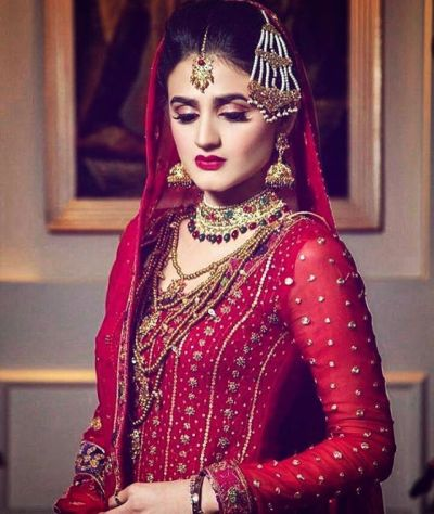 Bridal Dresses of Hira Mani