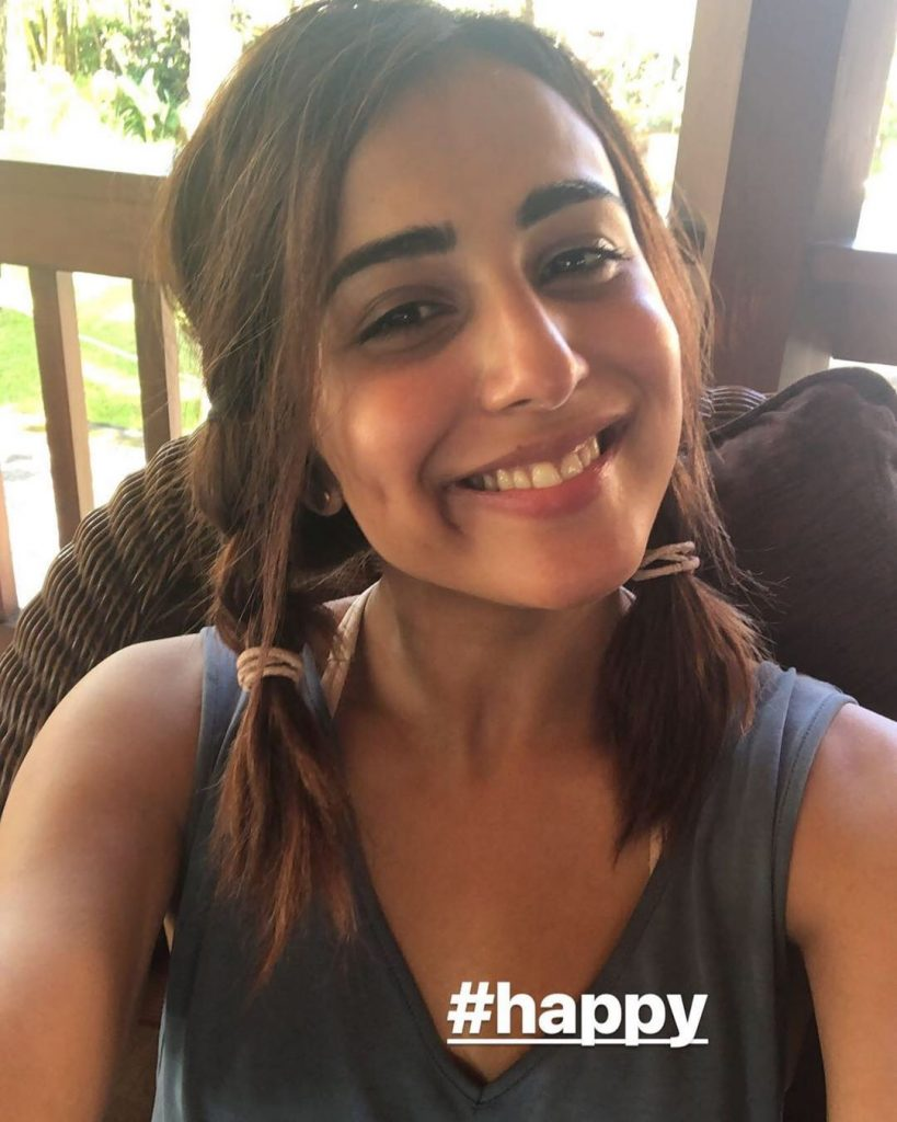 Ushna Shah is Such a Fitness Freak – Here is How