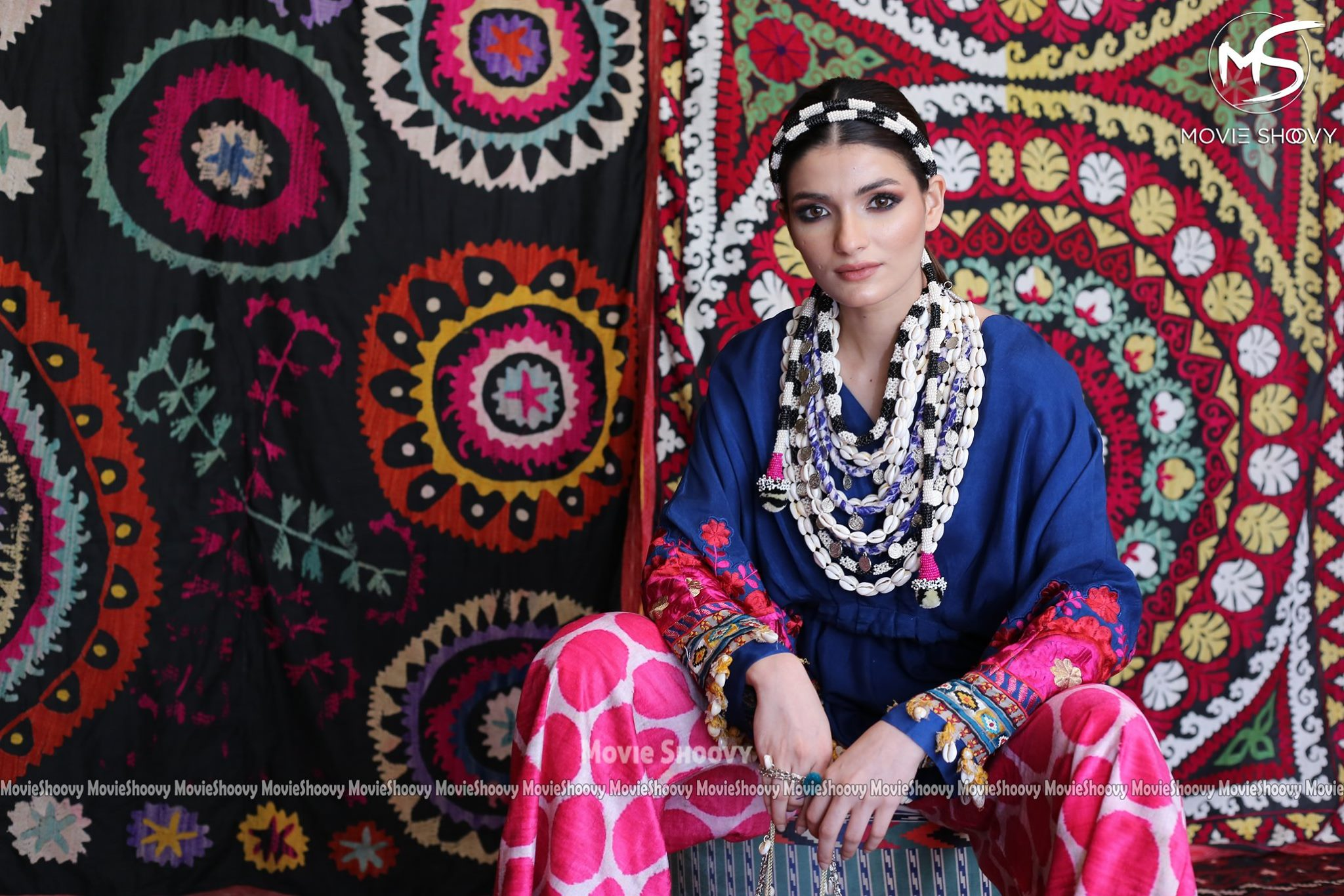 Pakistan's First Virtual Online Fashion Show - Pictures
