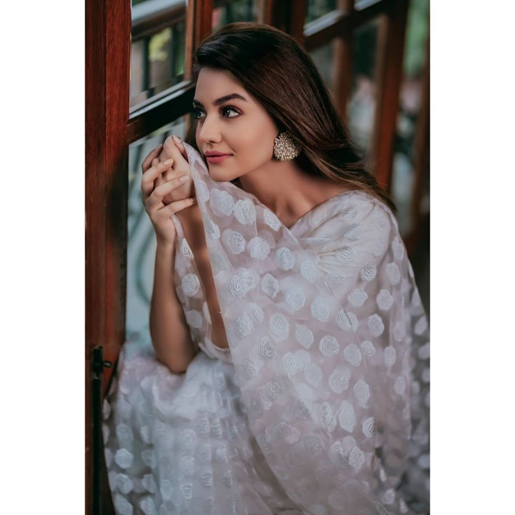 From Birth to Forever - White is the Favorite Color of Zara Noor Abbas
