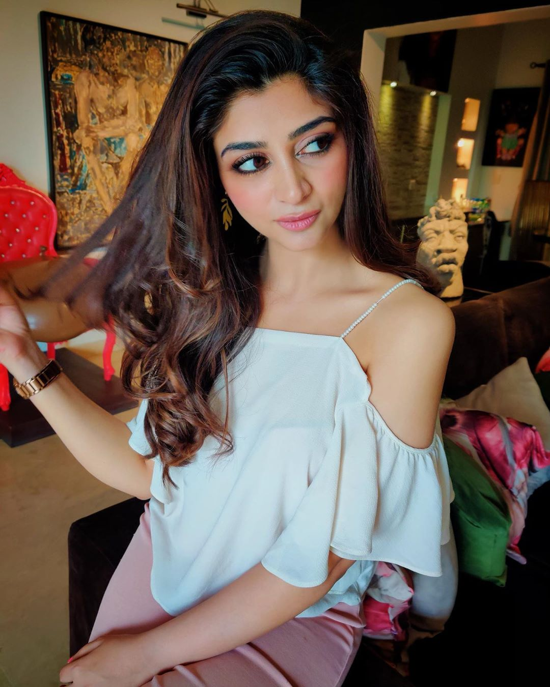 Drama Actress Zoya Nasir Latest Beautiful Pictures