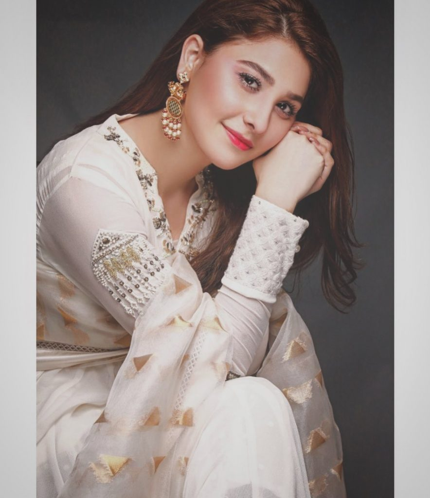 Hina Altaf Slays In Her Latest Shoot