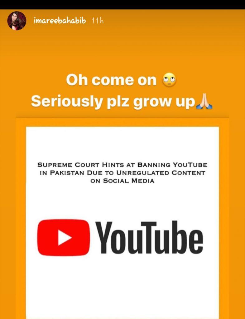 Celebrities Speak Against The Impending YouTube Ban