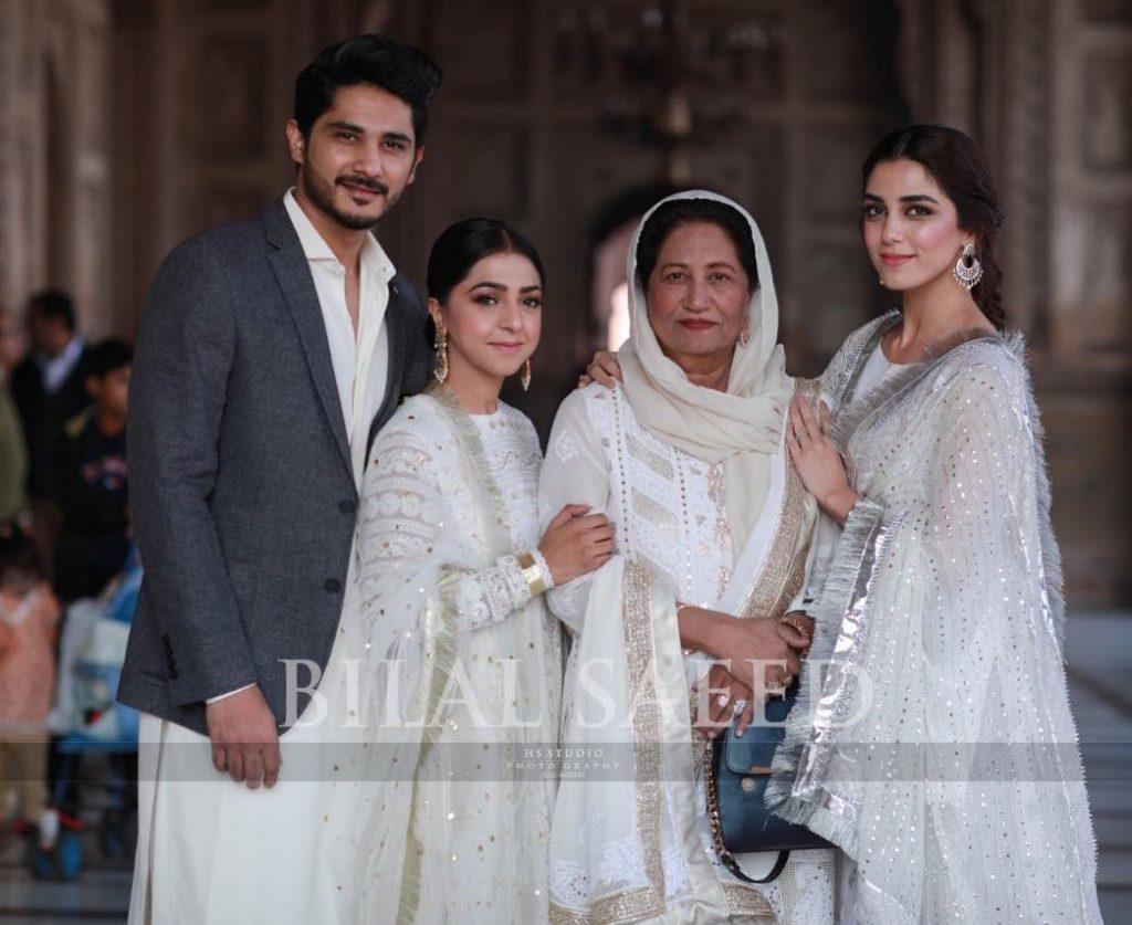 Maya Ali Celebrates Mother's Birthday