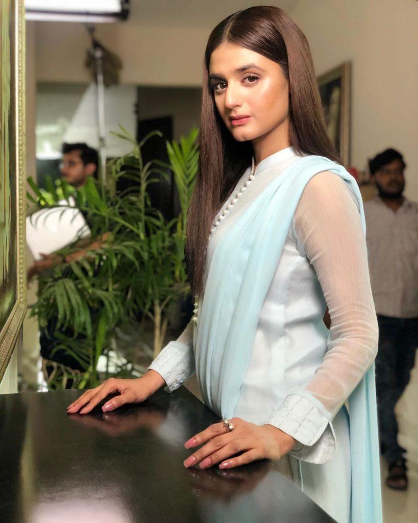 Hira Mani Shared Why Mahira Is Respected So Much