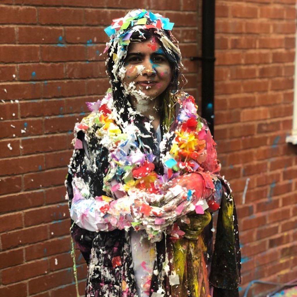 Mira Sethi, Malala Yousufzai Have A Live Instagram Chat
