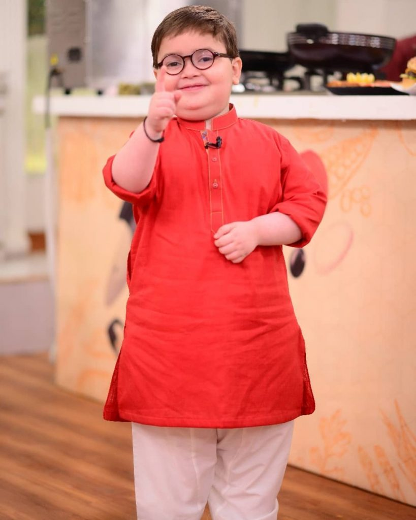 Bharti Singh Wished Ahmed Shah On His Birthday