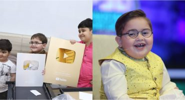 Ahmed Shah Earns Two YouTube Play Buttons 7