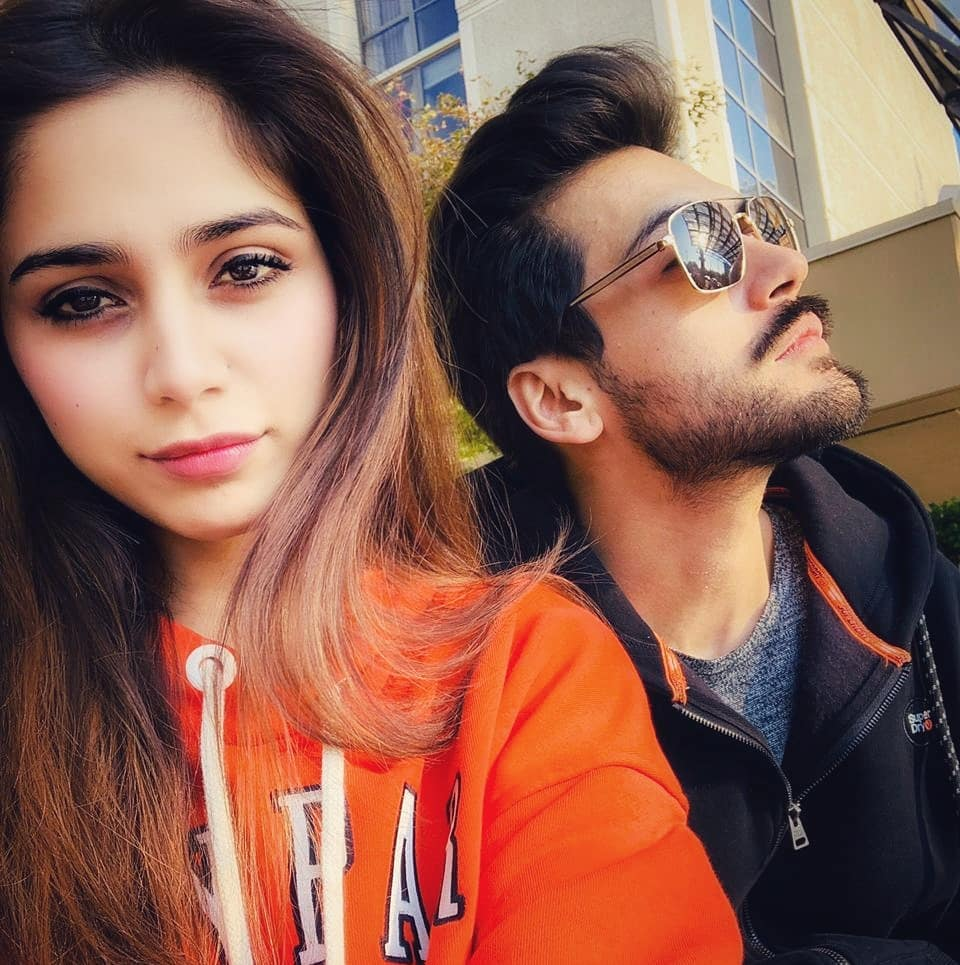 Aima Baig Talks About Relationship With Shahbaz Shigri