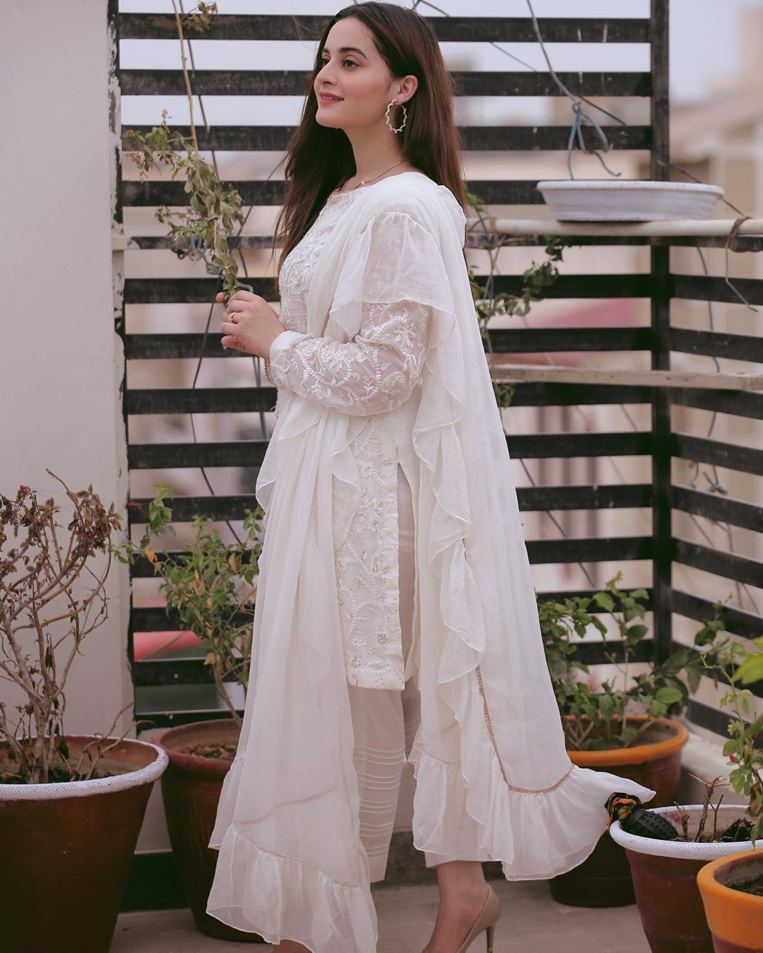 Beautiful Aiman Khan Latest Pictures from Instagram