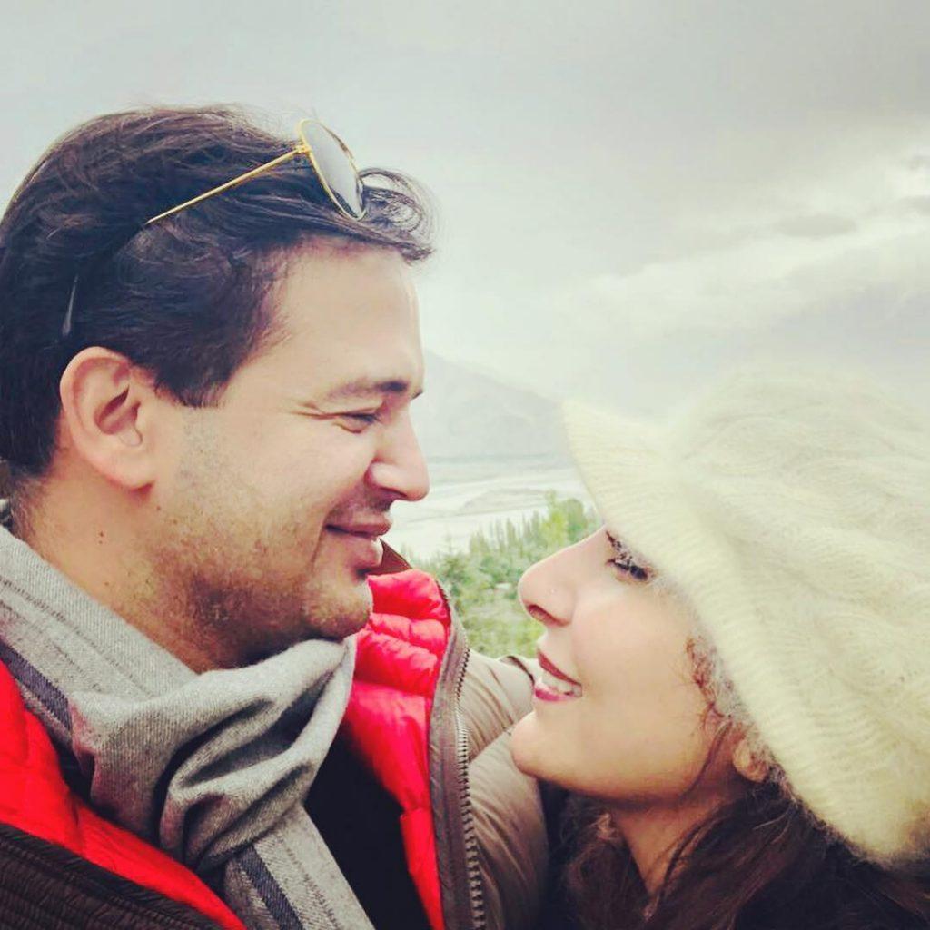 Aisha Khan Penned Down Sweet Note For Husband