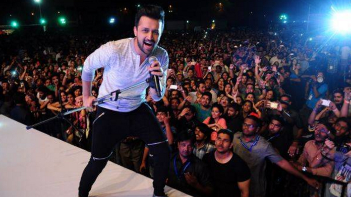 Atif Aslam Shared The Craziest Fan Moment