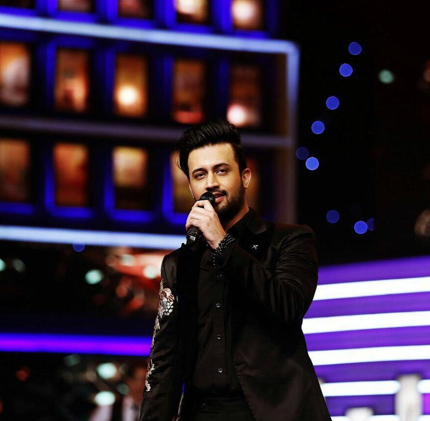 Old Interview Clip Of Atif Aslam