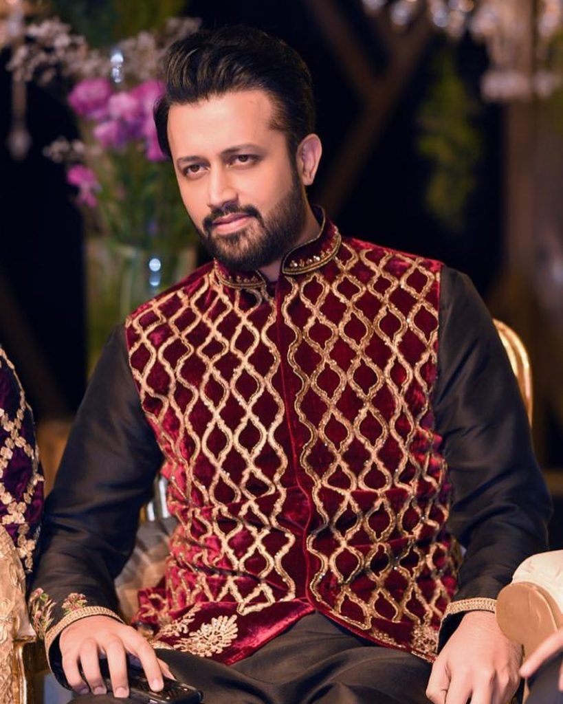 Atif Aslam Teaching Son To Play Guitar 9