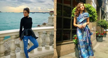Ayesha Omar Shares Pictures Of Her Travelling Days 12