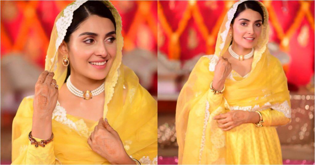 Ayeza Khan Looks Stunning In Latest Shoot 10